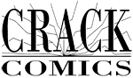 Crack Comics Logo
